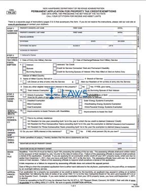 Form PA 29 Permanent Application for Property Tax Credit Exemptions