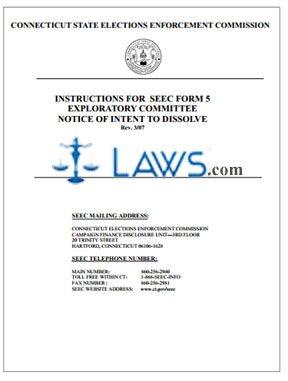 SEEC5-Instructions Form 5