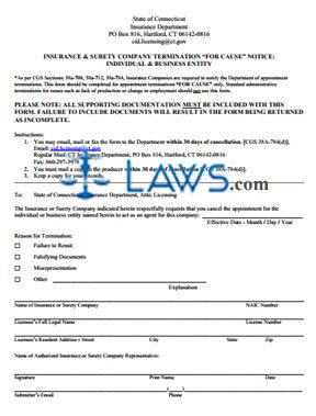quotinsurance-surety-company-termination-for-cause-notice-individual-business-entityquot