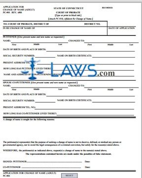 Form PC-901