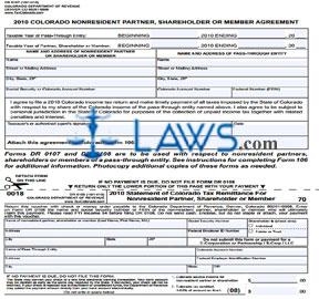 Form DR 0108 Payment Voucher