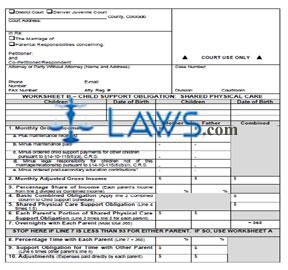 Form JDF-1821M - Colorado Forms - | Laws.com